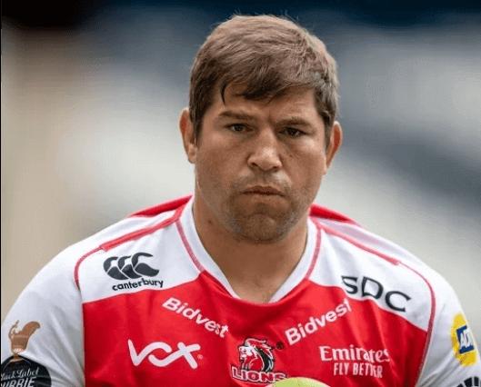 Tiaan, Willem top stats log for Lions