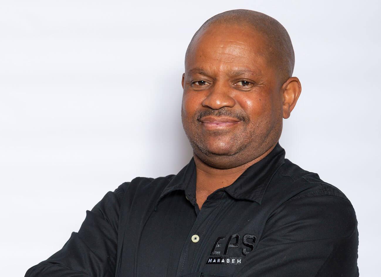 Lawrence Ndlazi: Electrician (EPS)