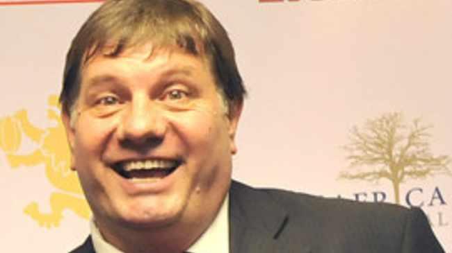 Manie Reyneke replaced Andy Turner as Lions CEO