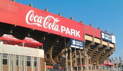 Coca-Cola sign four and a half year sponsorship deal, with naming rights to Ellis Park