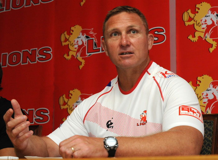 Coach John Mitchell suspended after player complaints. Johan Ackermann temporarily appointed new coach