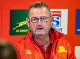 Johan Ackermann resigns as coach to join Gloucester Rugby in England. Swys de Bruin (Ackermann's right hand man) appointed new Golden Lions/Emirates Lions head coach