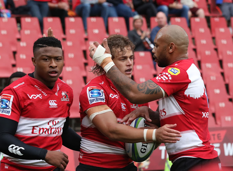 Lions win third consecutive Vodacom Super Rugby SA conference title Went on to qualify for third successive final, losing to the Crusaders in Christchurch Xerox Golden Lions reached the semi-final stage of the Currie Cup, losing 37-21 away to the Sharks