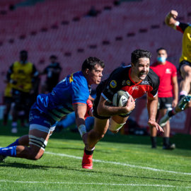 Matchday Gallery: Emirates Lions vs DHL Stormers