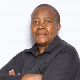 Rose Gumede: Kitchen & Administration (EPS)