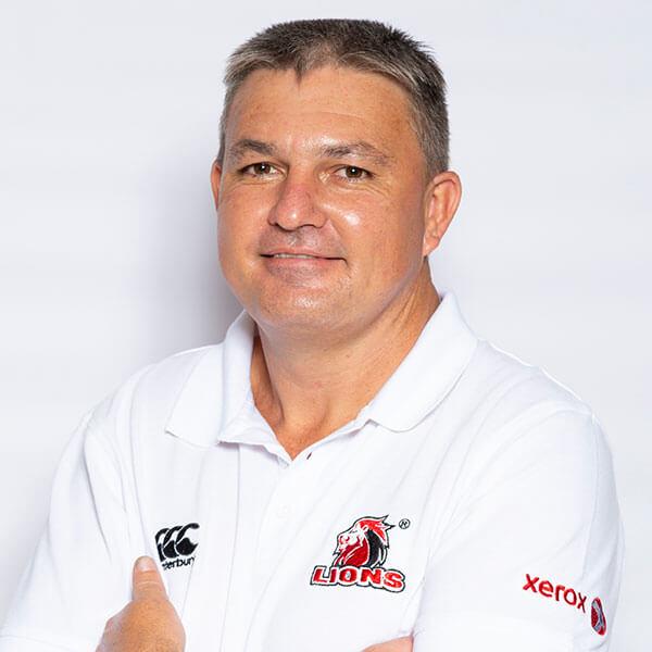 Stephanus Janse Van VuurenHead of Security