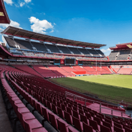 Revised Castle Lager Lions Series schedule confirmed